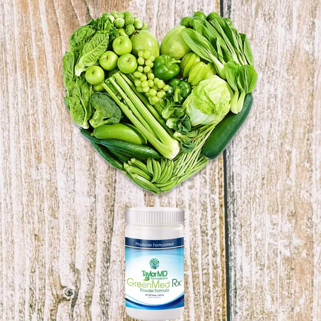 Greenmed superfood and greens